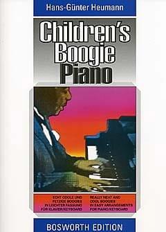 - Children's Boogie Piano - Sheet Music - di-arezzo.co.uk