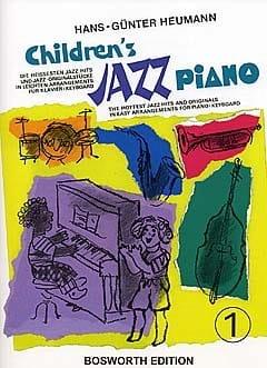 Children's Jazz Piano - Partition - Jazz - laflutedepan.com