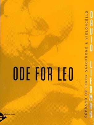 David Liebman - Ode For Léo - Partition - di-arezzo.fr