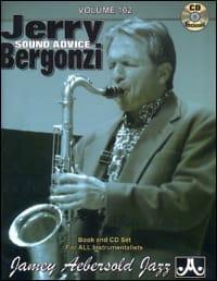 METHODE AEBERSOLD - Volume 102 - Sound Advice - Sheet Music - di-arezzo.co.uk