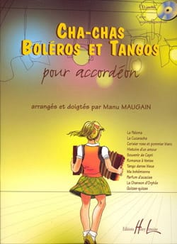 - Cha-Chas Bolero And Tangos - Sheet Music - di-arezzo.co.uk