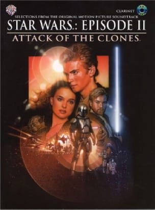 John Williams - Star Wars Episode 2 - Attack Of The Clones - Sheet Music - di-arezzo.co.uk