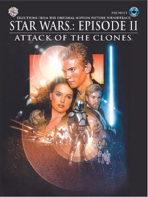 John Williams - Star Wars Episode 2 - Attack Of The Clones - Sheet Music - di-arezzo.com