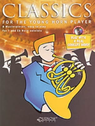 Classics For The Young Horn Player - Partition - laflutedepan.com