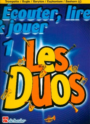 DE HASKE - Play Play and Play - The Duos Volume 1 - 2 Trumpets - Sheet Music - di-arezzo.com