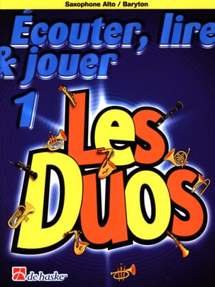 DE HASKE - Play Play and Play - The Duos Volume 1 - 2 Saxophones - Sheet Music - di-arezzo.com