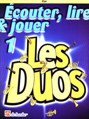 DE HASKE - Play Play and Play - The Duos Volume 1 - 2 Horns - Sheet Music - di-arezzo.com