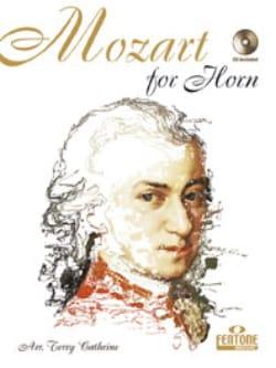 Mozart For Horn - Wolfgang Amadeus Mozart - laflutedepan.com