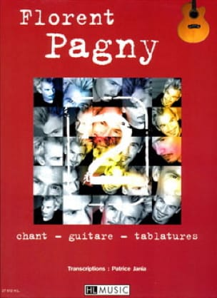 2. Guitare - Florent Pagny - Partition - laflutedepan.com