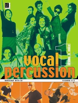Richard Filz - Vocal Percussion 1 - Drums 'n' Voice - Partitura - di-arezzo.it