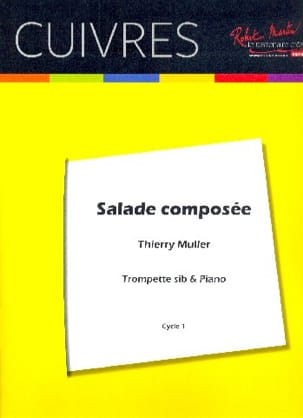Thierry Muller - Mixed salad - Sheet Music - di-arezzo.com