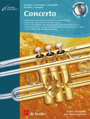 Concerto & Concertino - laflutedepan.com
