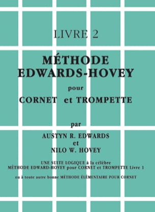 Edwards - Hovey - Book 2 method - Sheet Music - di-arezzo.co.uk