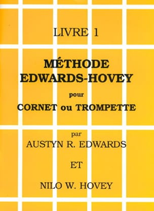 Edwards - Hovey - Méthode Livre 1 - Sheet Music - di-arezzo.co.uk