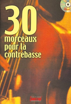 Michel Beaujean - 30 Pieces For Double Bass - Sheet Music - di-arezzo.com