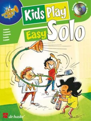 Gorp Fons Van - Kids Play Easy Solo - Partition - di-arezzo.ch
