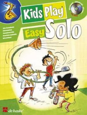 Kids Play Easy Solo - Gorp Fons Van - Partition - laflutedepan.com