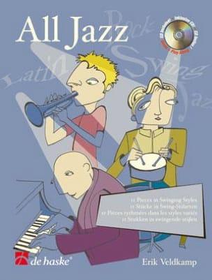 Erik Veldkamp - All Jazz - Partition - di-arezzo.fr