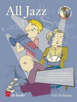 All Jazz Erik Veldkamp Partition Clarinette - laflutedepan