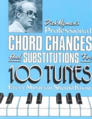 Professional Chord Changes And Substitutions Dick Hyman laflutedepan
