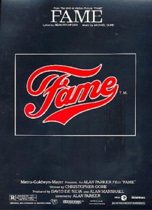 - FAME - Thème du Film - Partition - di-arezzo.fr
