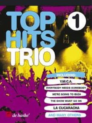 Top Hits Trio Volume 1 Partition Clarinette - laflutedepan