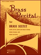 Brass Recital - Conducteur Partition laflutedepan
