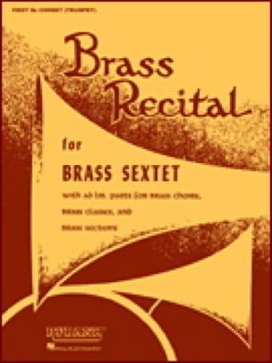 - Brass Recital - Baryton Fa - Partition - di-arezzo.fr