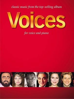 - Voices - Partition - di-arezzo.fr