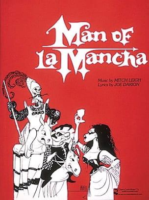L' Homme de la Mancha - Vocal Score Mitch Leigh Partition laflutedepan