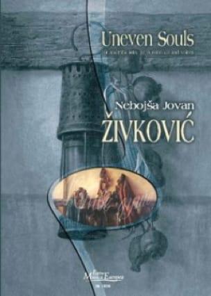 Uneven Souls Nebojsa jovan Zivkovic Partition laflutedepan