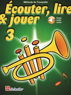 DE HASKE - Play Play and Play - Method Volume 3 - Trumpet - Sheet Music - di-arezzo.com