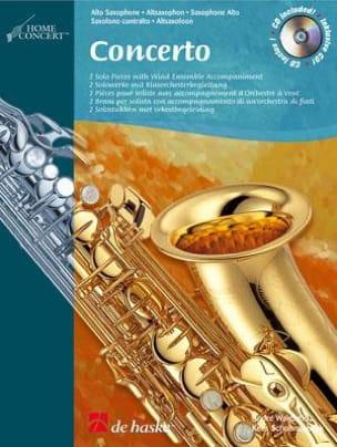 Waignein A. / Schoonenbeek K. - Concerto - Partition - di-arezzo.fr