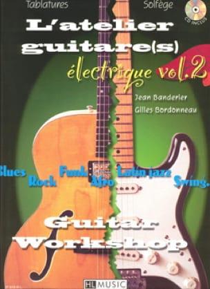 L' Atelier Guitare(S) Electrique Volume 2 laflutedepan