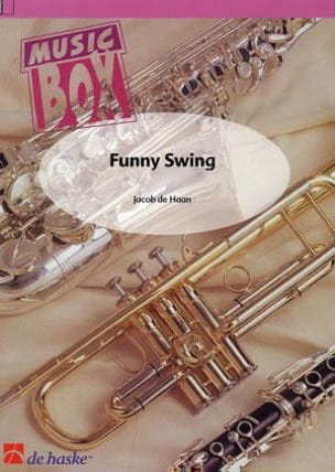 Funny swing - music box Martin Klaschka Partition laflutedepan