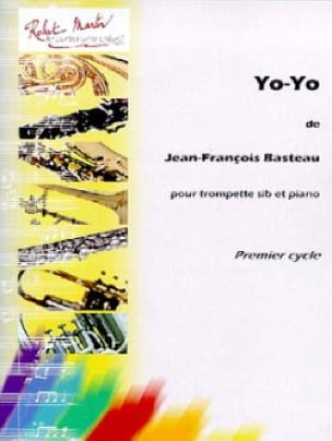Jean-François Basteau - Yo-yo - Sheet Music - di-arezzo.co.uk