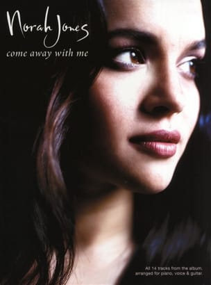Norah Jones - Come Away With Me - Sheet Music - di-arezzo.co.uk