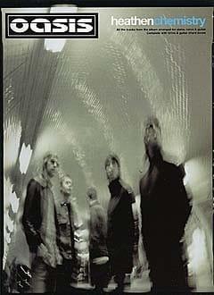 Heathenchemistry Oasis Partition Pop / Rock - laflutedepan