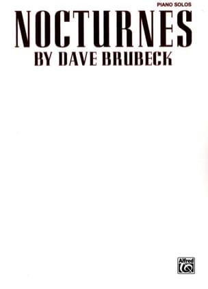 Nocturnes Dave Brubeck Partition Jazz - laflutedepan