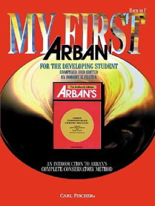 My First Arban Robert E. Foster Partition Cor - laflutedepan
