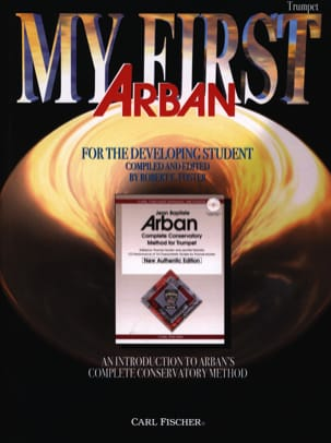 My First Arban Robert E. Foster Partition Trompette - laflutedepan