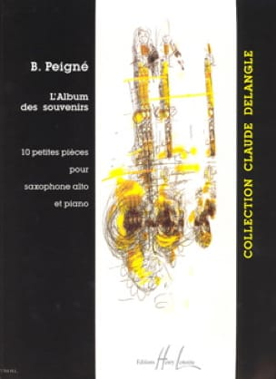 Bertrand Peigné - The Album of Memories - Sheet Music - di-arezzo.com