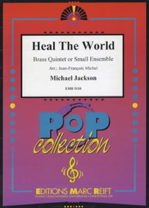 Michael Jackson - Heal The World - Brass Quintet - Sheet Music - di-arezzo.com