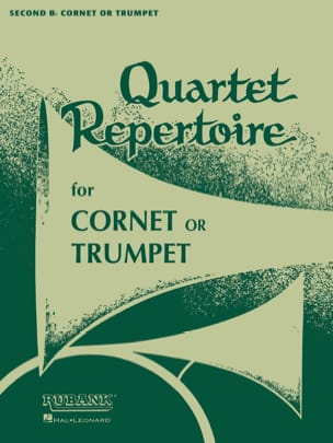 Quartet Repertoire - Trompette 2 - Voxman - laflutedepan.com