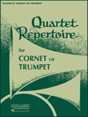 Voxman - Quartet Repertoire - Trumpet 4 - Sheet Music - di-arezzo.co.uk