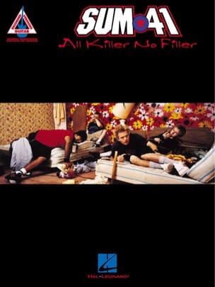 All Killer No Filler - 41 Sum - Partition - laflutedepan.com
