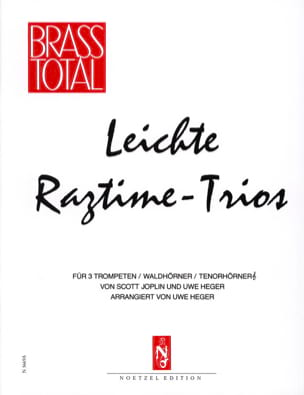Scott Joplin - Leichte Ragtime-Trios - Sheet Music - di-arezzo.co.uk