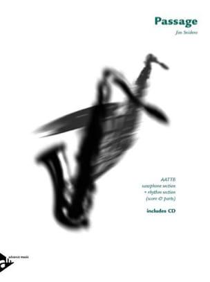 Jim Snidero - Passage - Partition - di-arezzo.fr