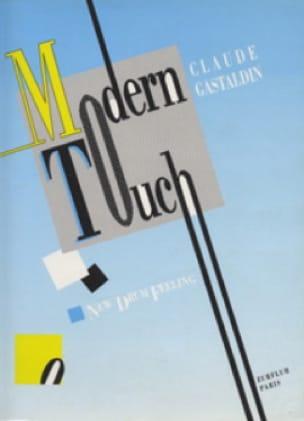 Claude Gastaldin - Toque moderno - Partition - di-arezzo.es
