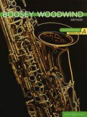 The Boosey Woodwind Method Saxo - Partition - laflutedepan.com